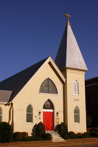 Grace Episcopal Church - Paris, TN