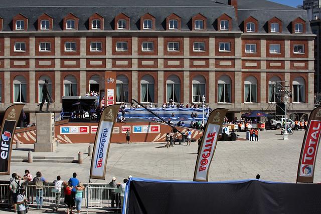 Largada Rally Dakar 2012 45