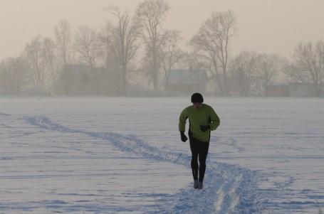 Trénink v lednu by měl být ve znamení vysoké kilometráže