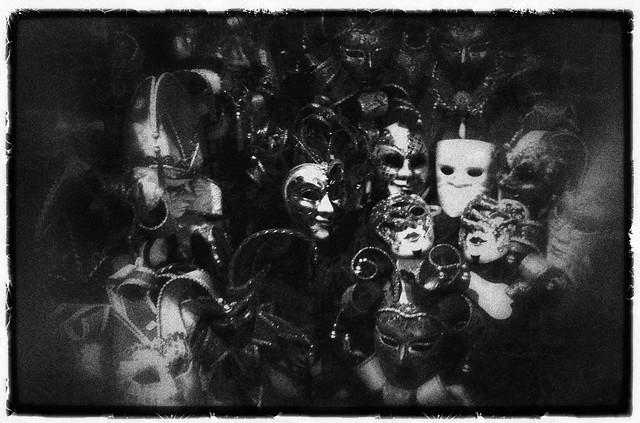 Venetian faces