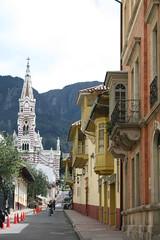 Bogotá Streetscape