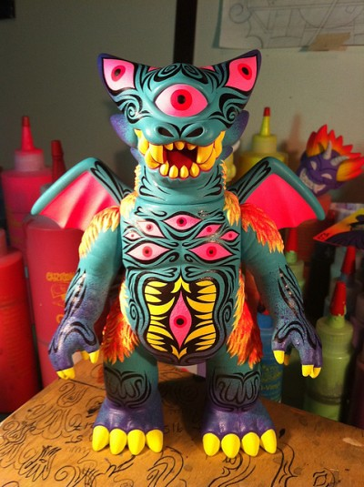 Custom Deathra by Martin Ontiveros