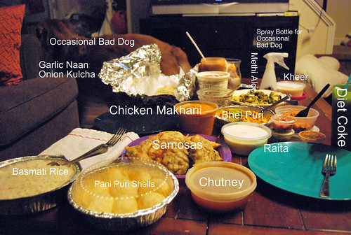 Indian Food Feast