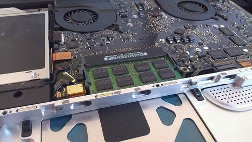 New RAM for my laptop by dharder9475