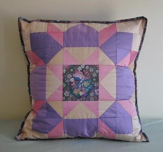 Nana's Swoon Cushion