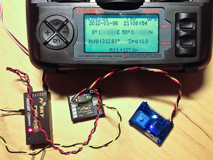 thustra com: DIY FrSky GPS Telemetry Sensor with Logging