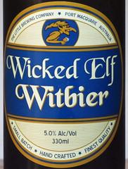 Wicked Elf Witbier