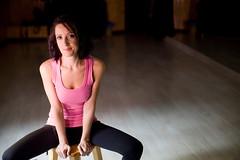Gema Ibarra. Profesora de Baile. www.bailasinparar.es