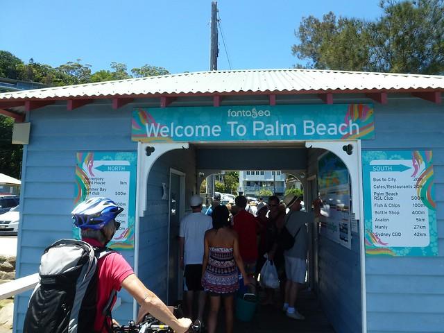 Palm Beach pier