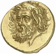 Gold Stater from Pantikapaion