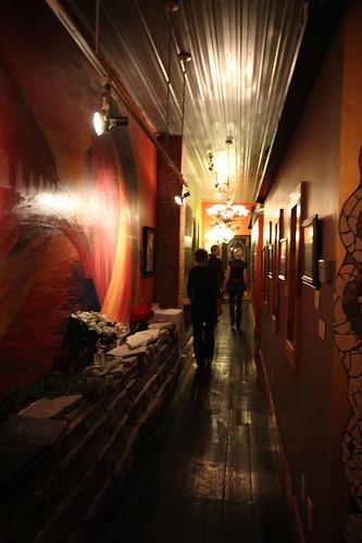 Inside Grecco's