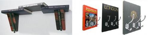 libros reciclados_estanterias