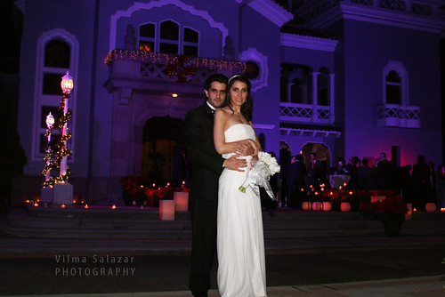 Christmas Wedding by Vilma Salazar