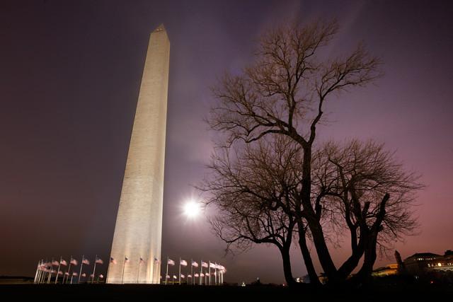 Moonrise Monument