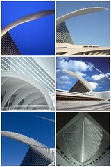 Season 3 PQ, Challenge 1 Architectural elements inspiration- Milwaukee Art Museum
