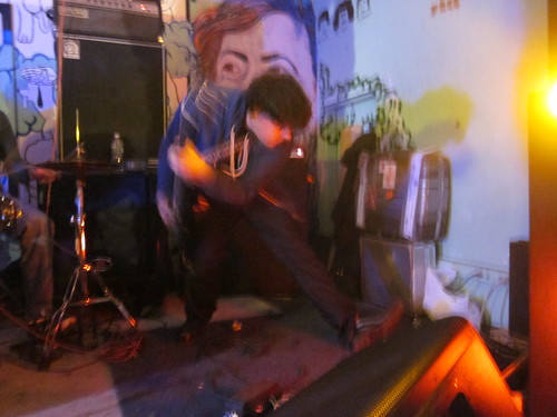 Sightings w Tom Smith at Death by Audio 01-04-2012 .2