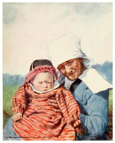 002-Abuela de Bretaña-Brittany 1912- Mortimer y Dorothy Mempes