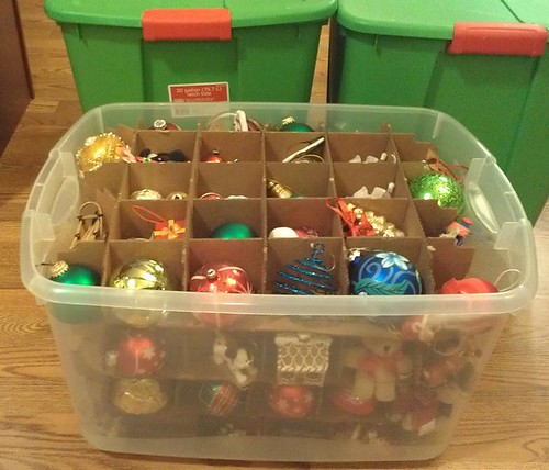 Best Way To Store Christmas Ornaments