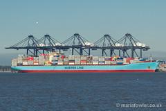 Skagen Maersk - IMO 9166792