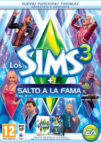 Sims 3 Plus Showtime