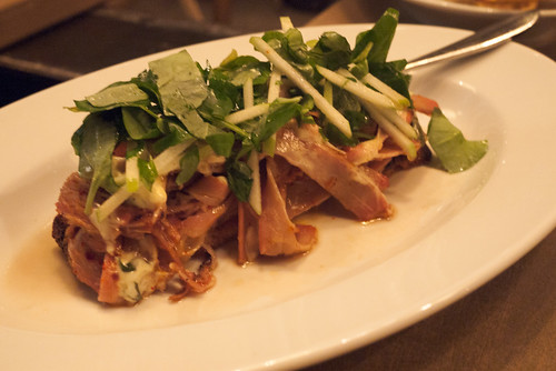 Smoked Veal on Toast @ Model Milk