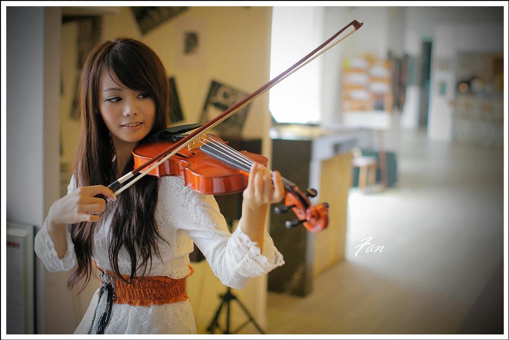 小提琴公主 絲絲 音樂風