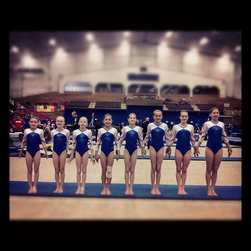 ECG Level 7 Team 2012