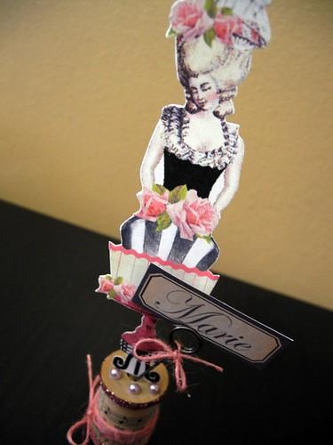 Marie Antoinette Spoolie