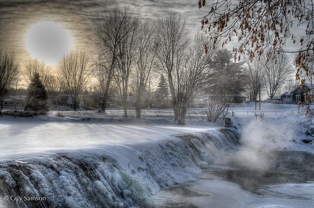 15/01/2012 – 8h53 – Moins 25 °C