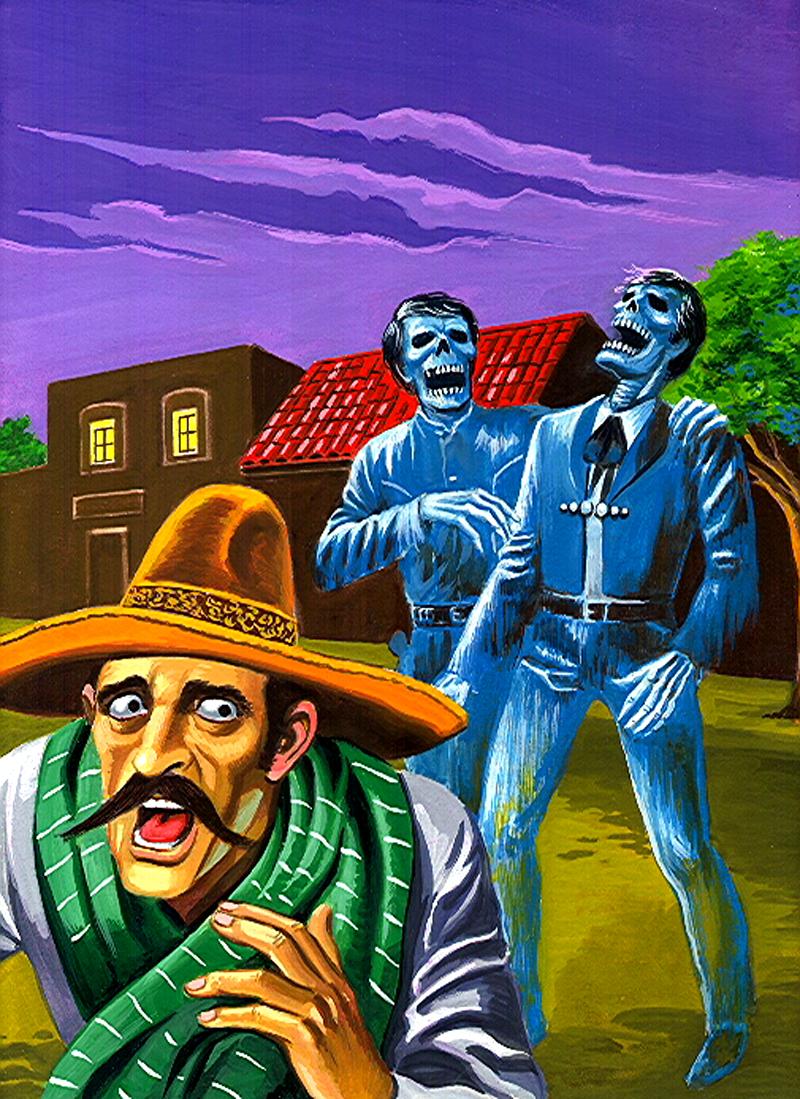 Mexican Pulp Art - 26