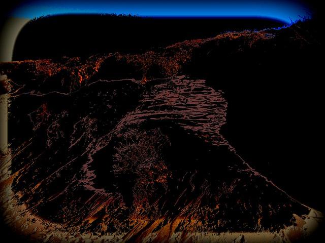 Abstract terrain