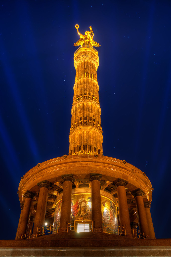 Can You Call It Victory If You Win A War? – Siegessäule Berlin