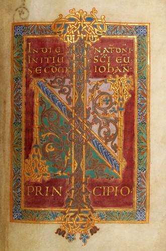 011-Gero-Codex  Evangelistar Hs 1948- Universitäts- und Landesbibliothek Darmstadt