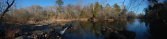 Calhoun Mill Dam Panorama
