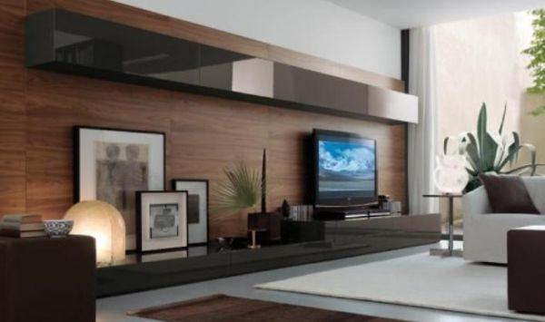 Sala Tv Minimalista ~  ENTRETENIMIENTO  MUEBLE DE TV PARA LA SALA DE ESTAR  Ambiente Chic