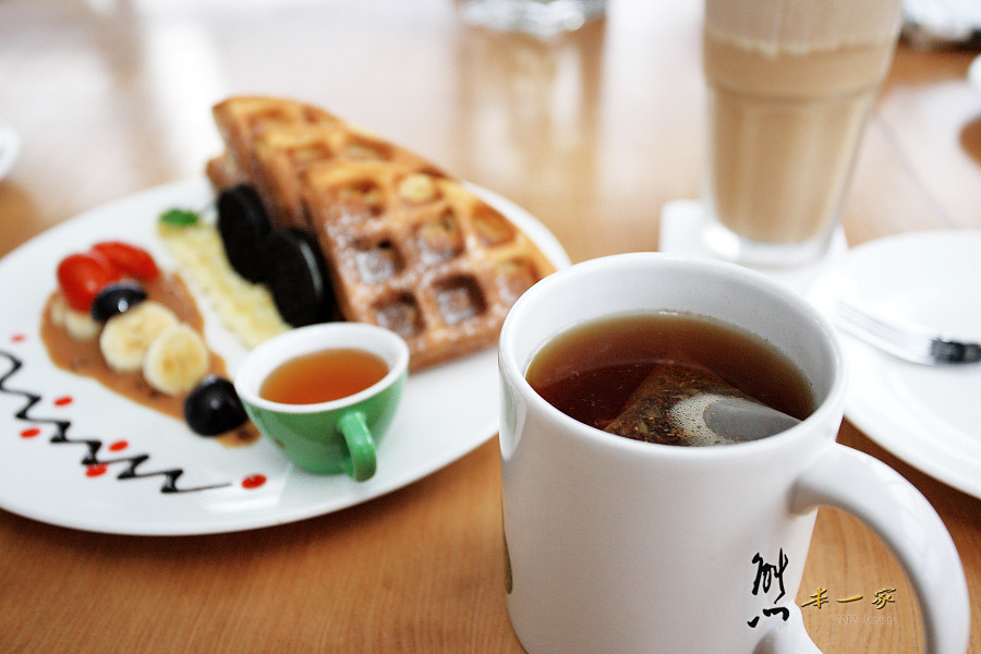 東港美食|福灣莊園餐廳