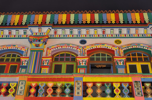 Building in Little India