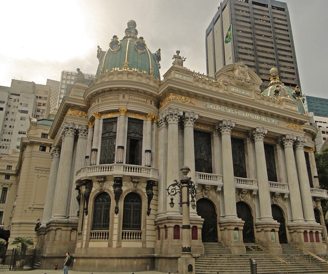 Teatro Municipal do RJ