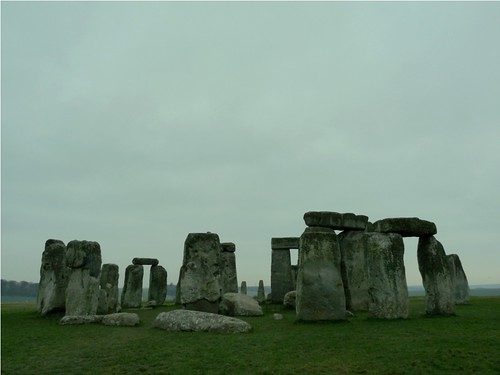 Stonehenge by <span class=