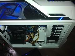 PC組み付け内部