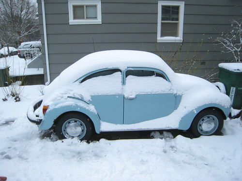 Snowy 74 Super Beetle