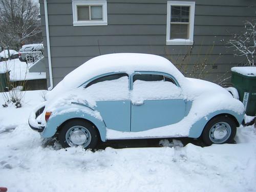 Snowy 74 Super Beetle