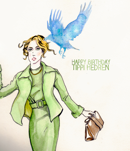 Happy Birthday, Tippi Hedren!