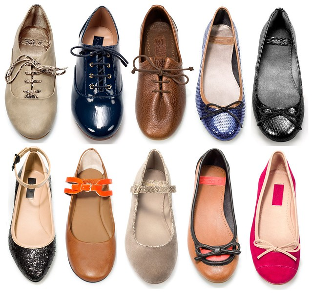 to shop / the secret to zara girls' shoes