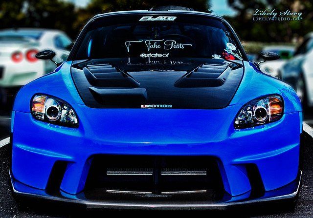 Blue S2000 (State of Stance, Miami)