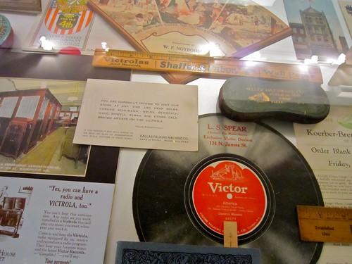 Victor Victrola Memorabilia