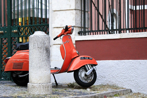 life is too short not to ride a Vespa by destino2003