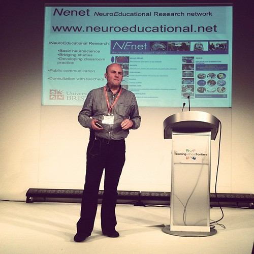 Paul Howard-Jones - Neuroscientist #lwf12