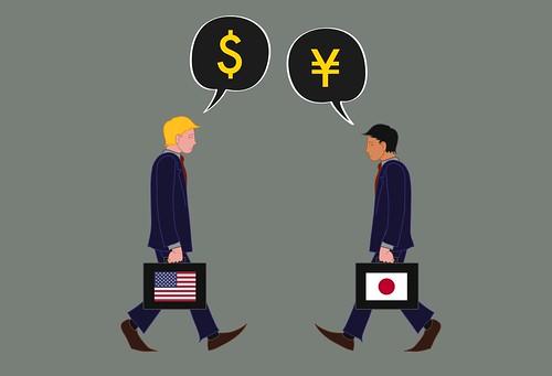 El gringo y el japonés by blackaller