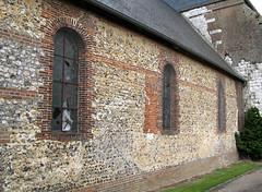 Friville-Escarbotin (église St-Etienne) nef côté Sud 8147